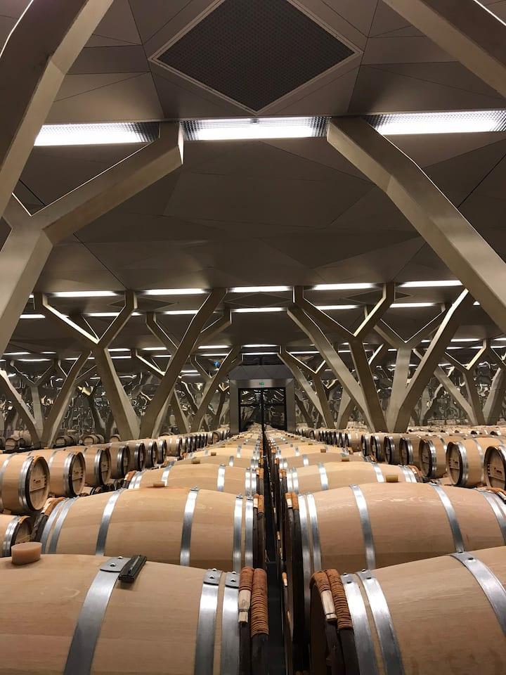 Incredible cellars
