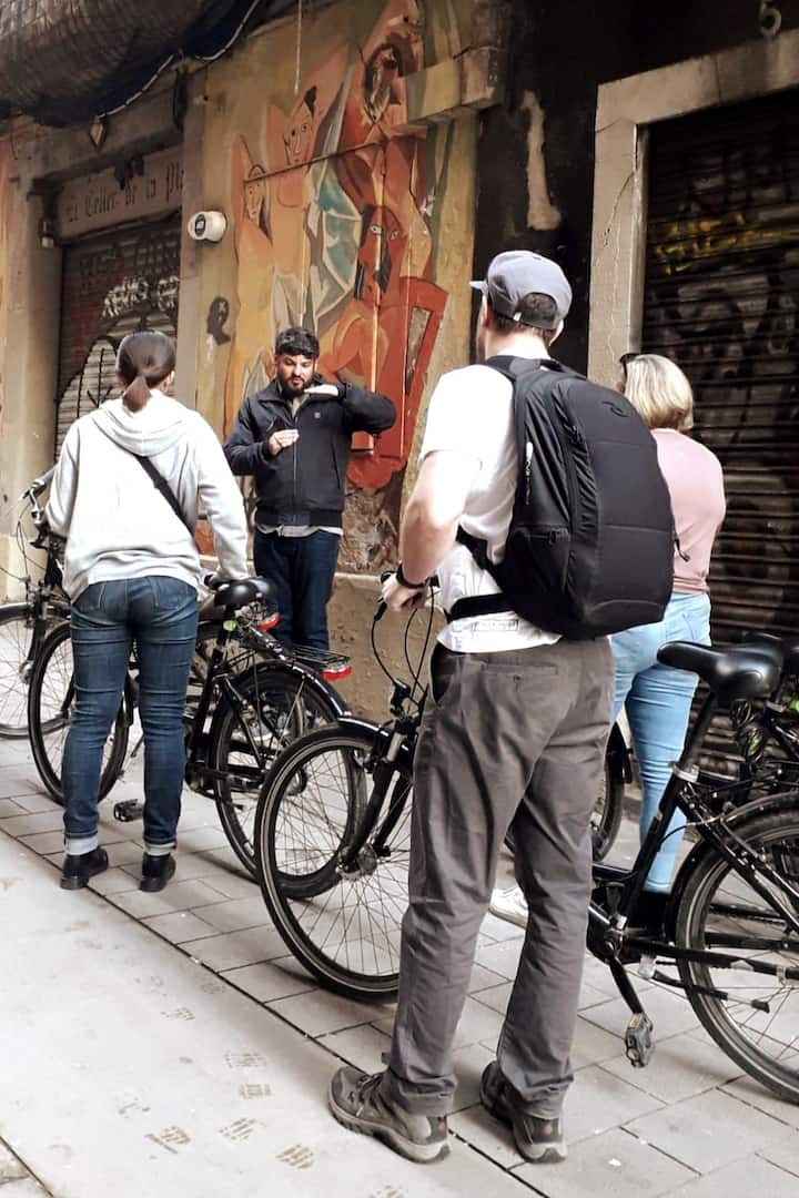 Estudio de Picasso (calle La Plata)