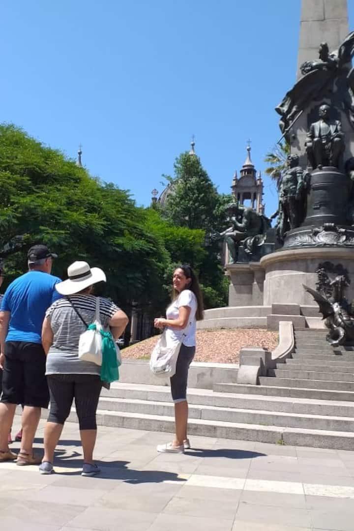 Praça Marechal Deodoro.