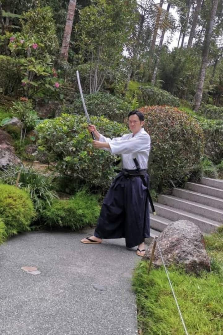 Japanese Village Samurai Experience