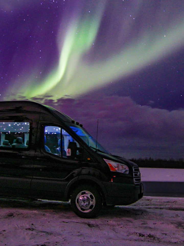 Chase the Aurora with us