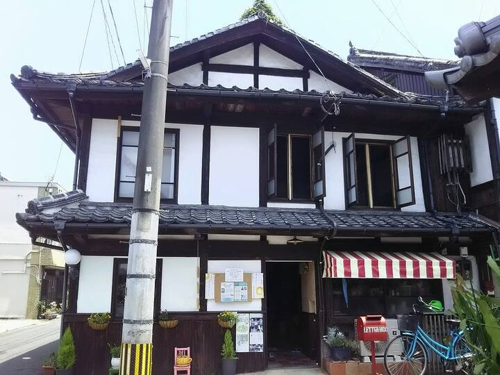 Japanese  old style house