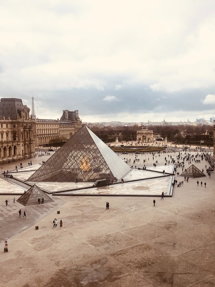 Louvre for Families