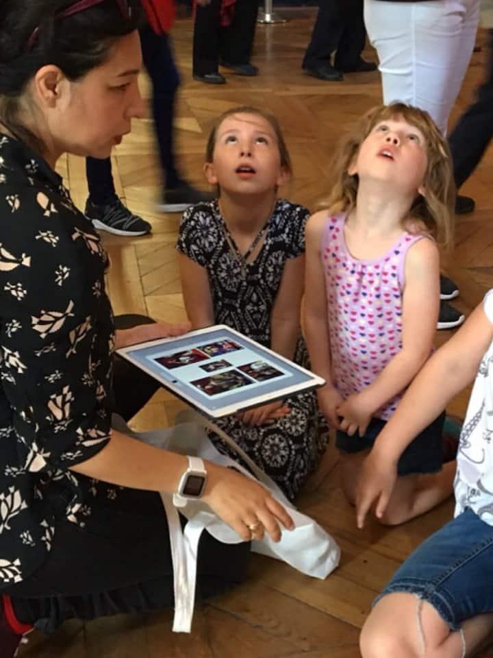 Louvre  for Children