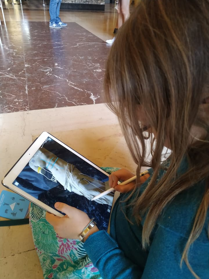 Play and Learn at the Louvre