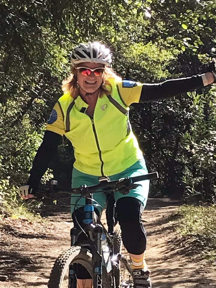 Mountain bike fun!