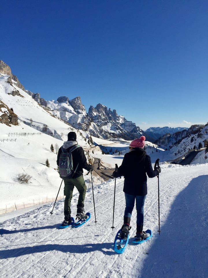 Passo Rolle Natural Park