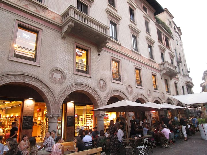 Античный квартал св.Леонардо