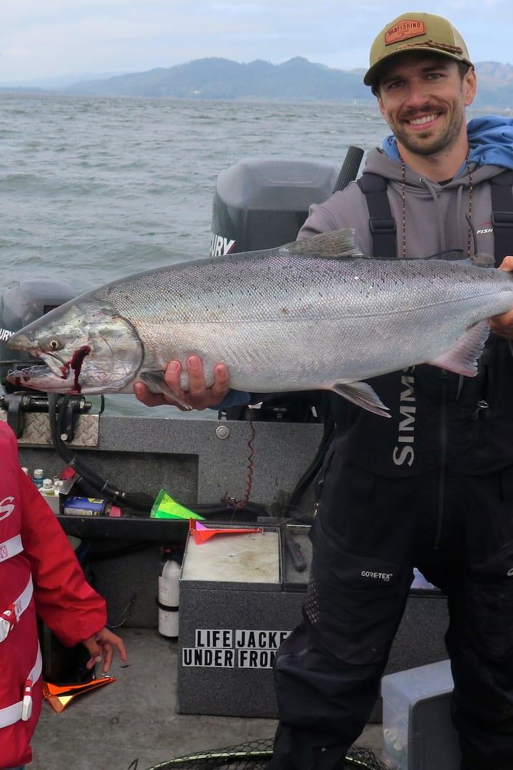 Buoy 10 Salmon Season