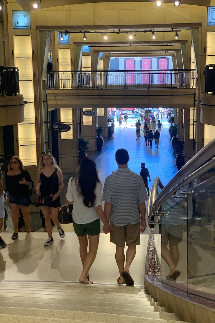 Explore Famous Walk of Fame Sights