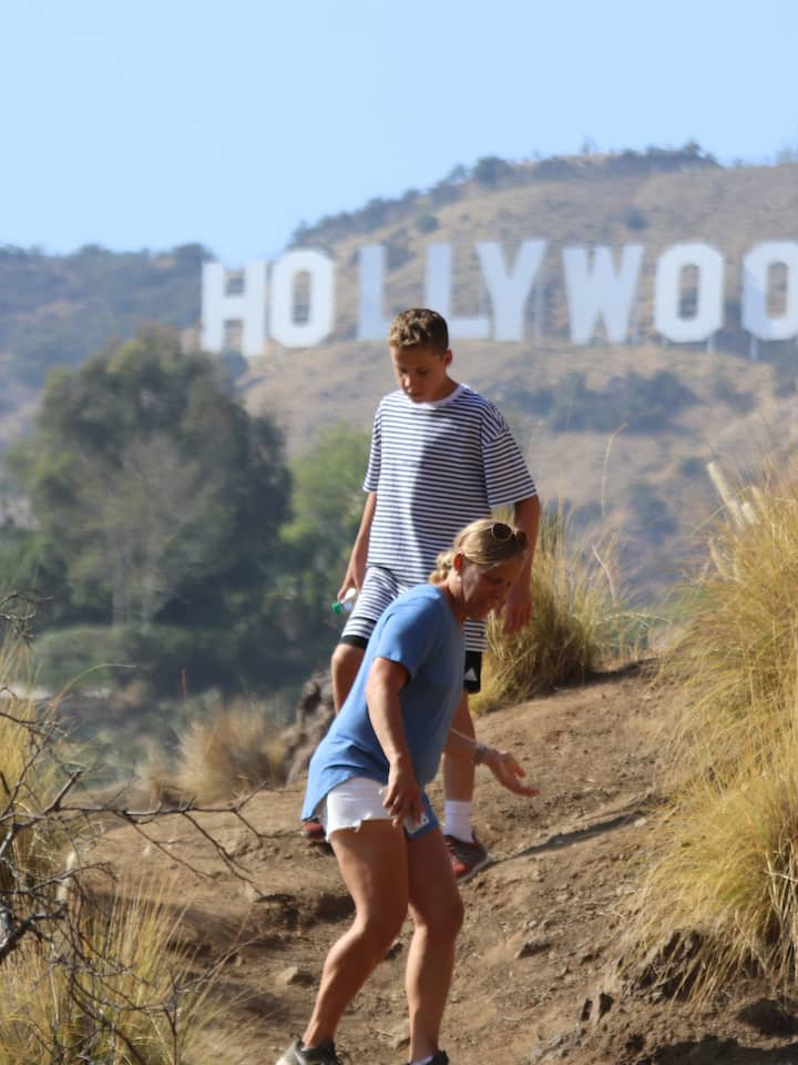 Best Hollywood Sign nature Views