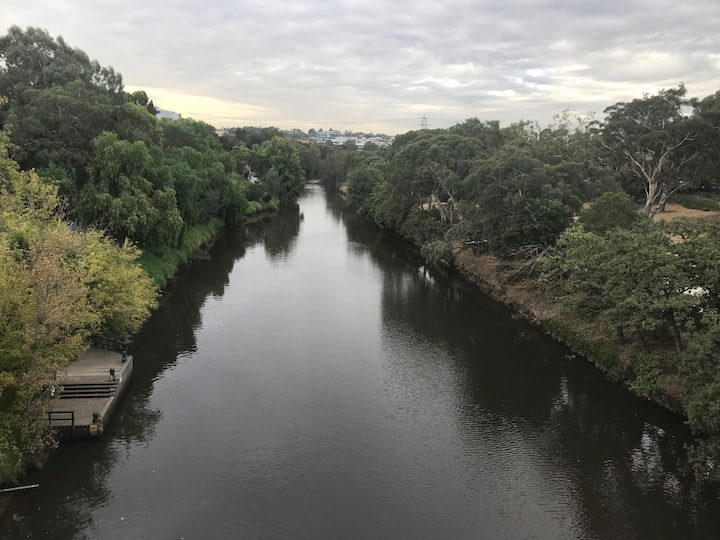 Get  inspired from the beauty of Yarra