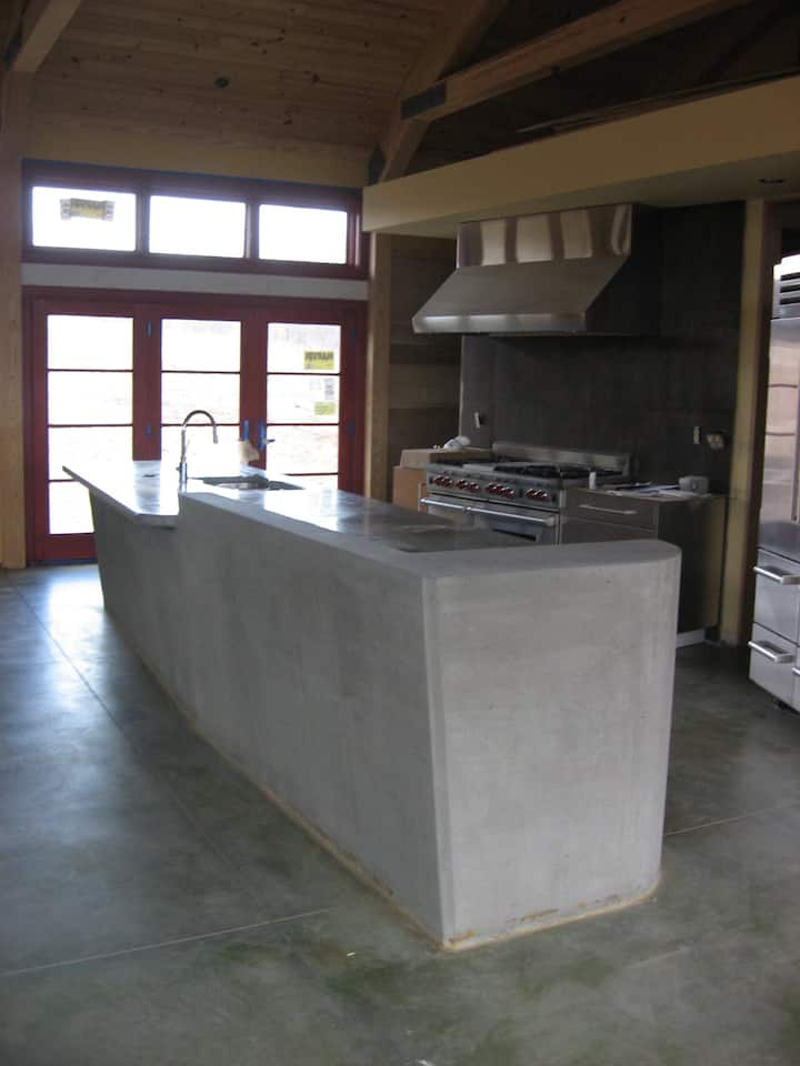 The kitchen at Fable