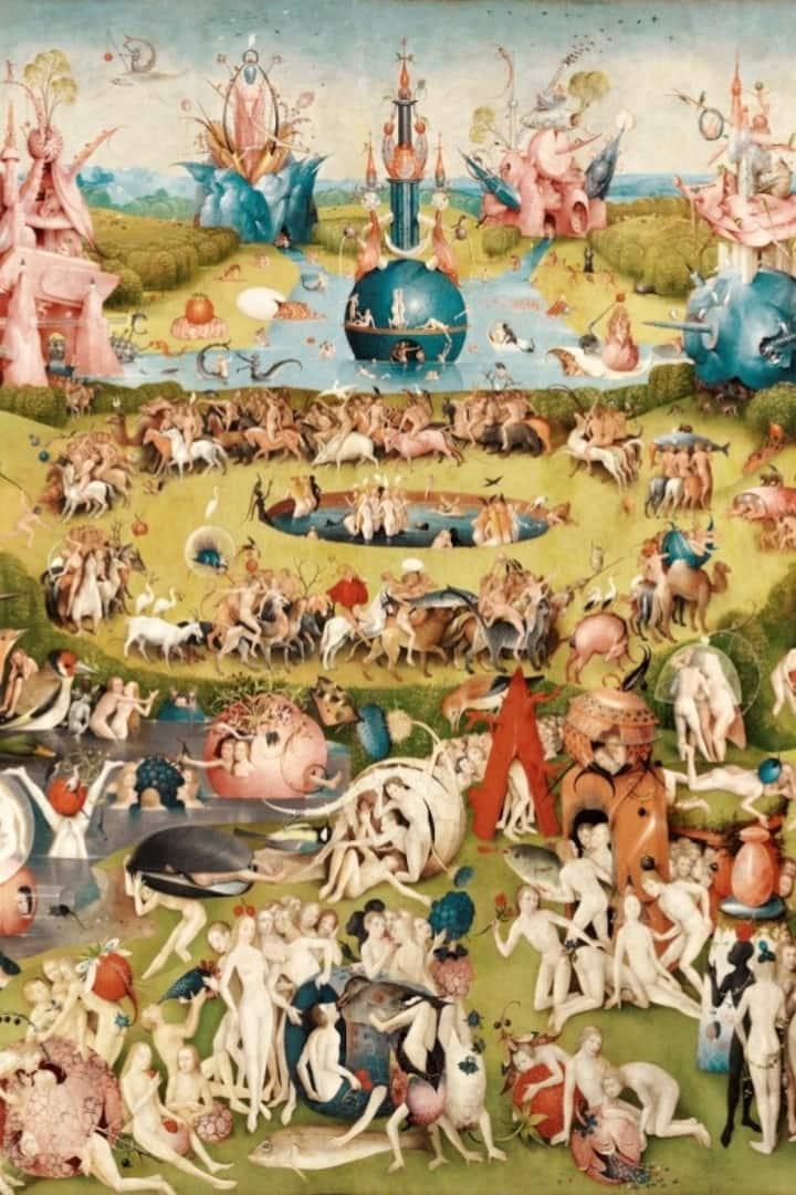 Bosch's animals