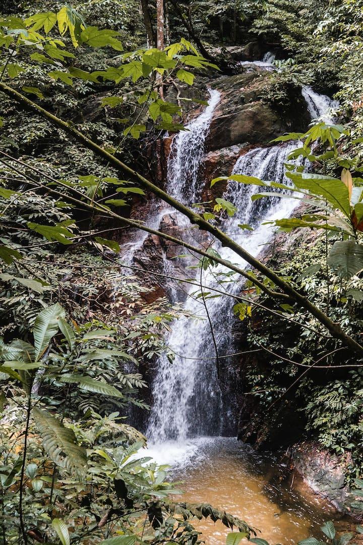 Beautiful 20M  Waterfalls