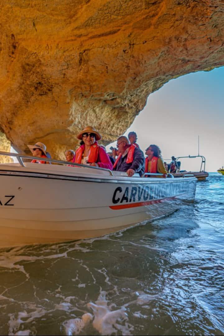 Benagil Cave Boat Tour