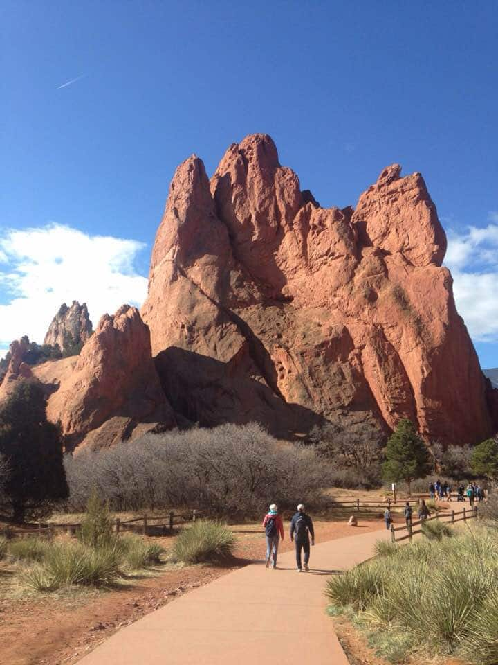 Some of the amazing rock formations