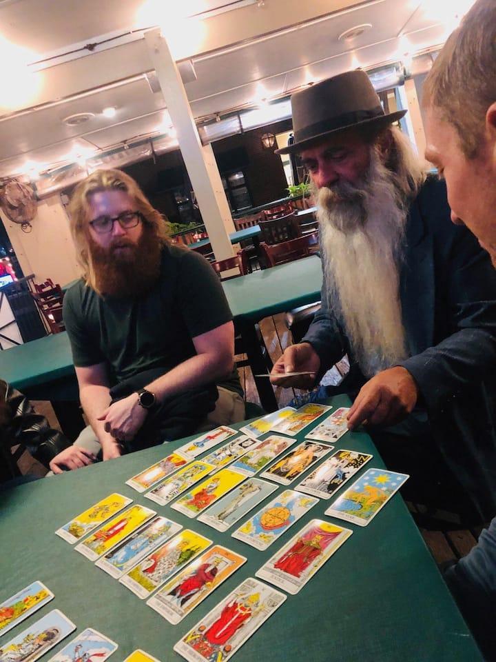 Tarot Reading at Tommy Condons