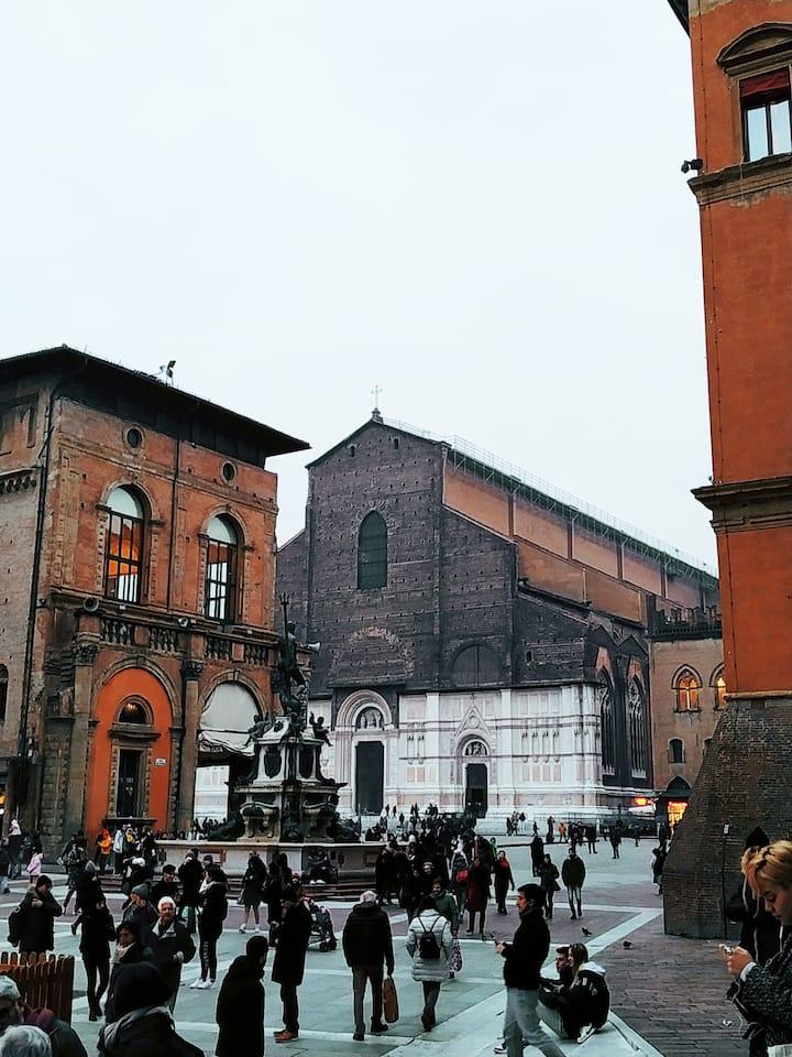 Experience Bologna