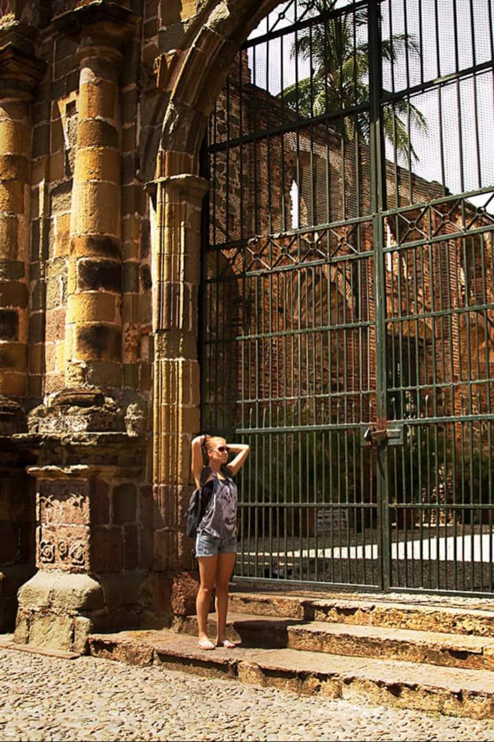 The  Jesuits Convent