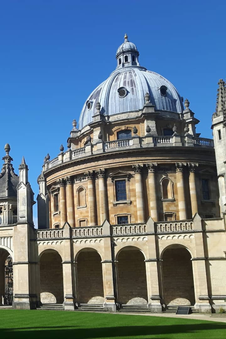 All Souls and the Radcliffe Camera