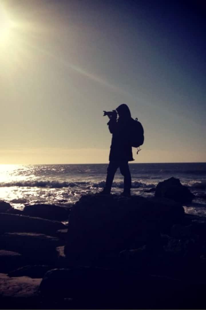 Fotografia de copertă pentru experiență