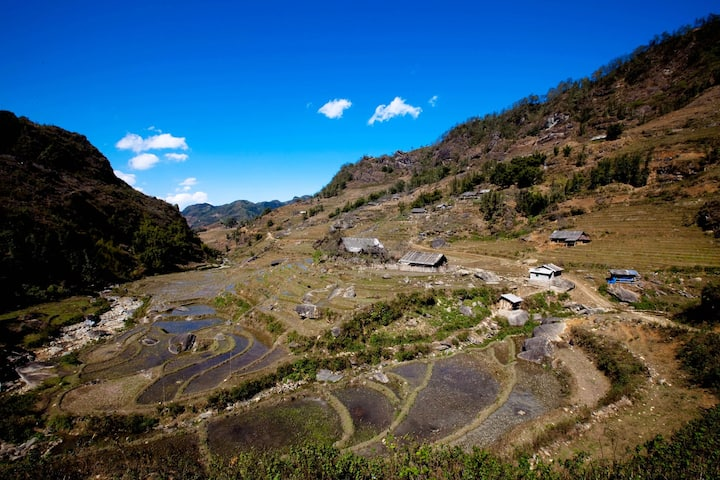 Sa Seng village