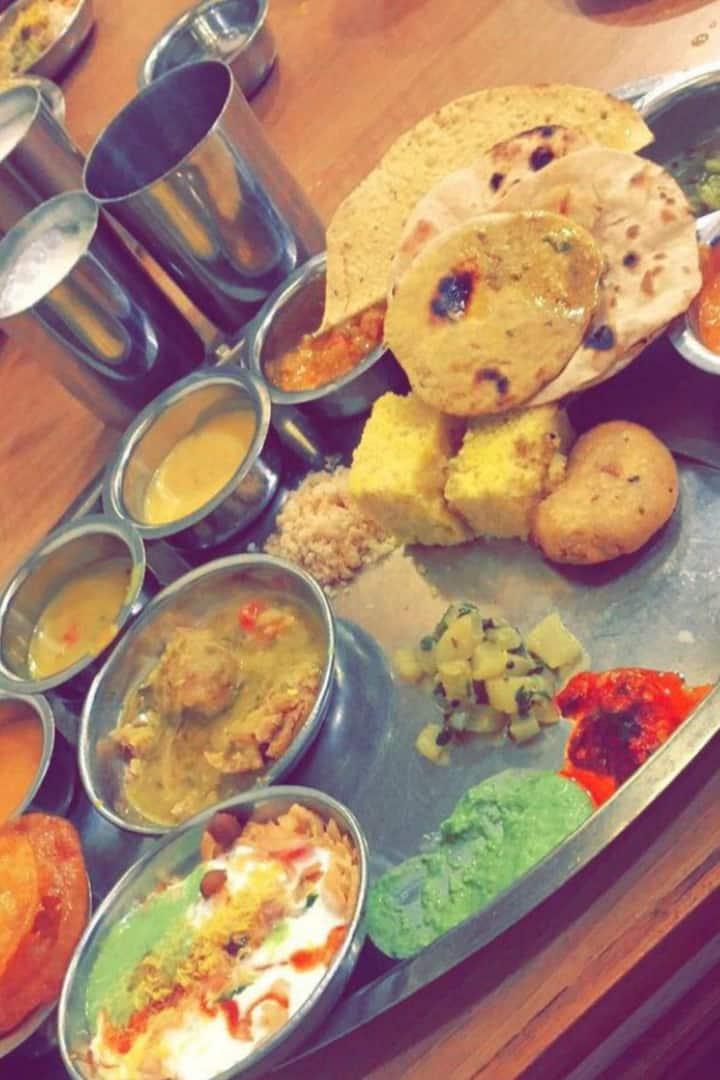 Indian Royal Meal