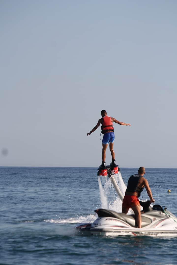Flyboard Algarve Experience
