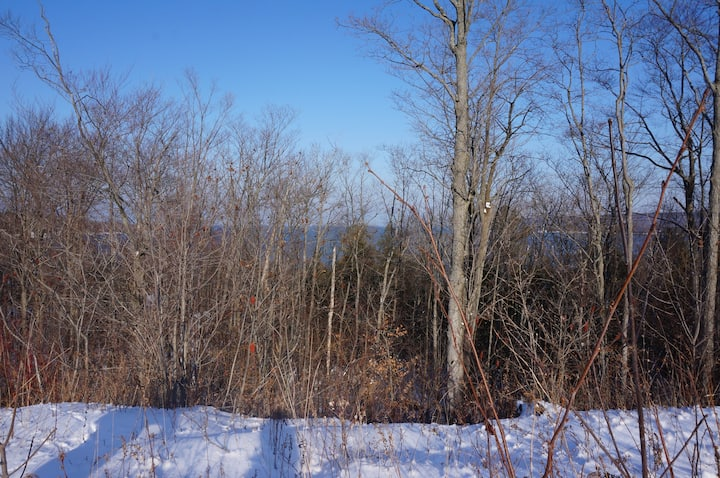 Panoramic escarpment view