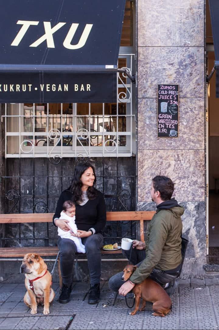 Enjoy Bilbao's Vegan Scene