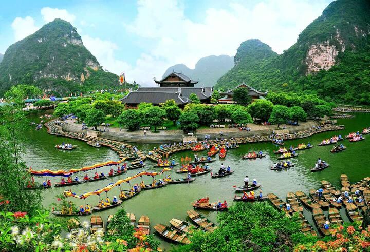Full Day - Bai Dinh - Trang An -Mua Cave