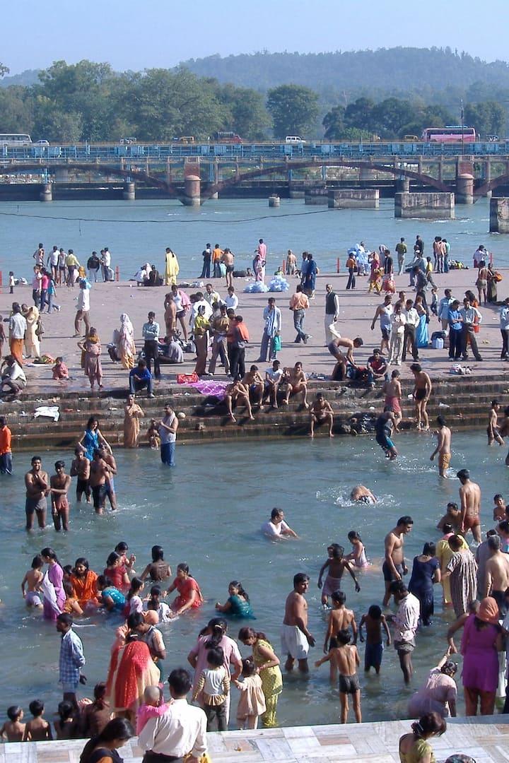 Har Ki Pauri - bathing Ghat