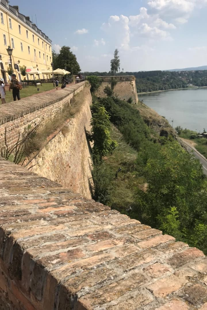 Petrovoradin fortress