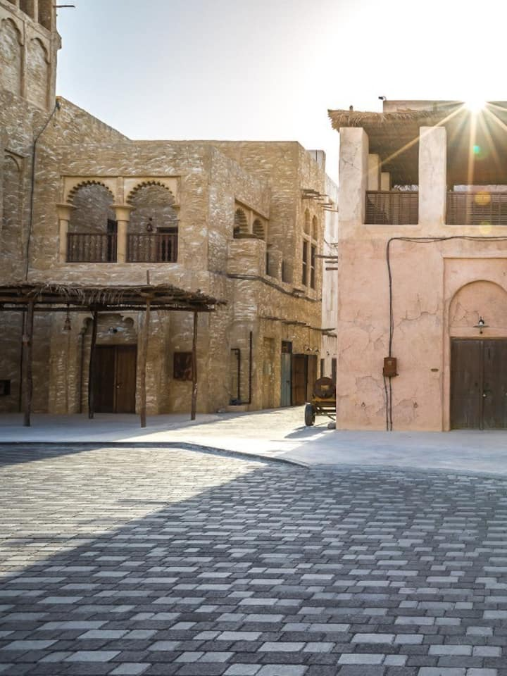 Alseef Historical Walk