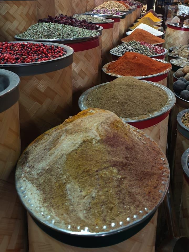 Spices & Herb Souk