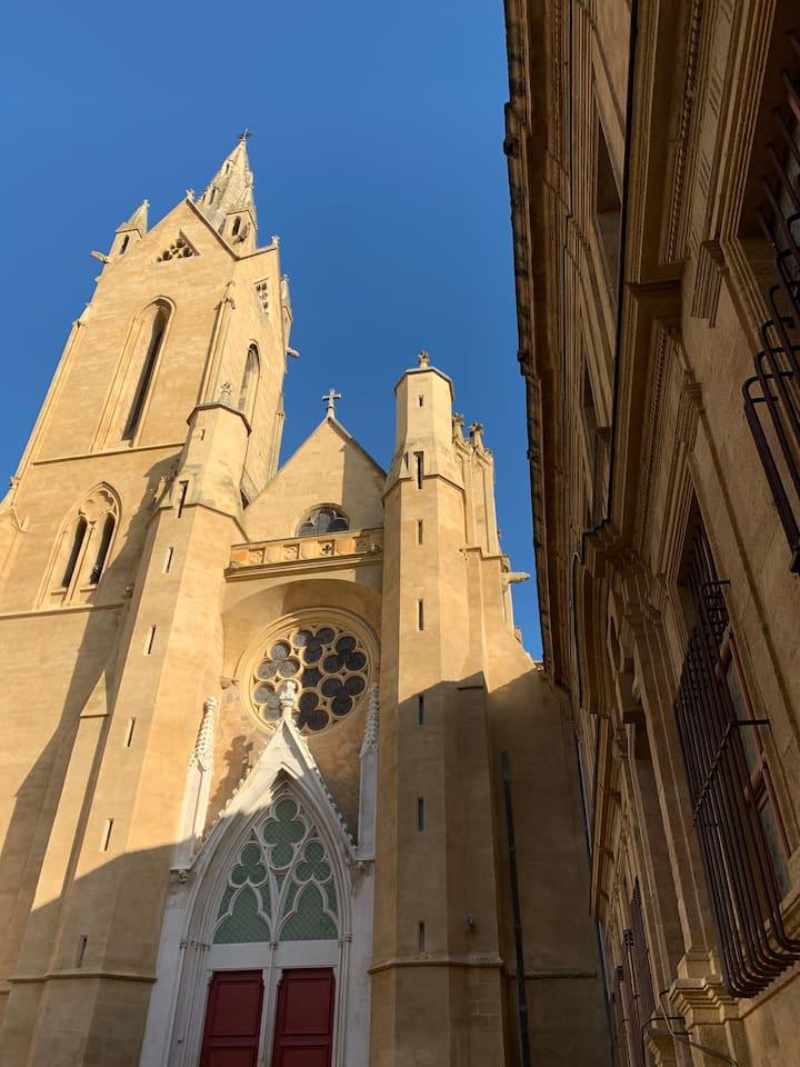 St Jean de Malte et Musée Granet