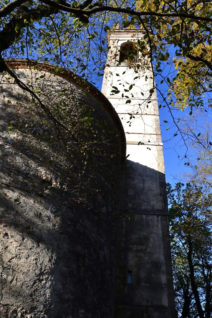 Antica abazia San Pietro