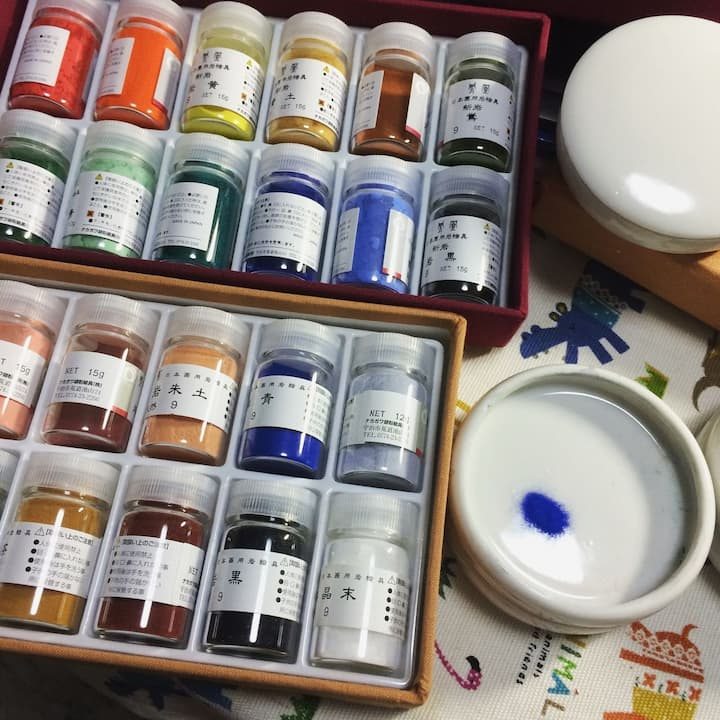 Learn different pigments