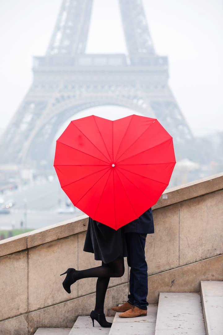 Photo session Paris