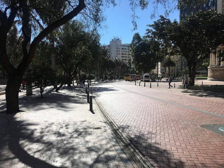 Parques y Pasarelas