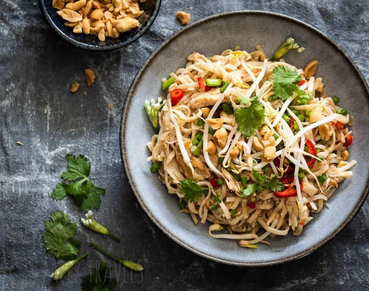 Prepare your own THAI meal