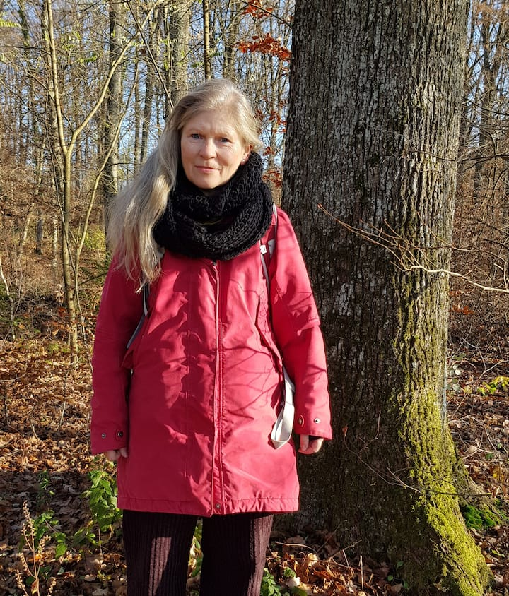 Waldheilkundlerin Regina Huwald