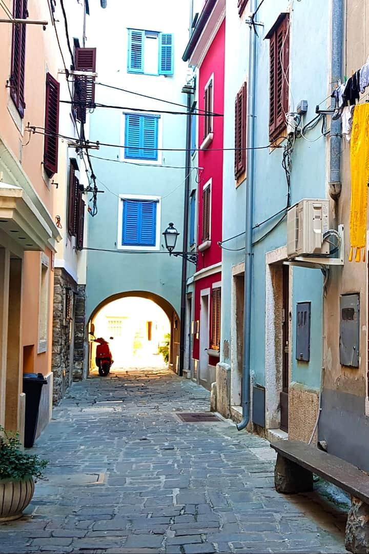 Street of  Piran