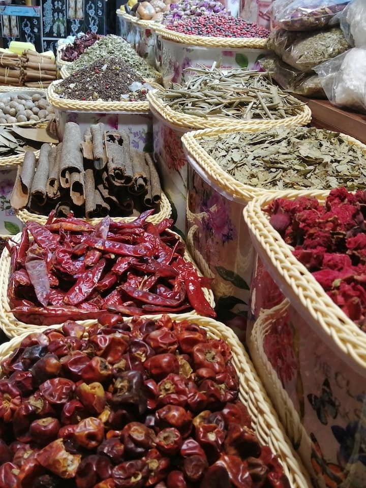 Traditional Spice Souq