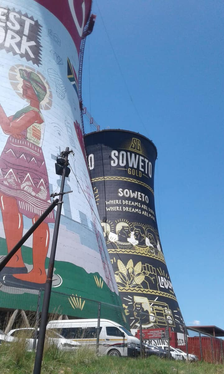 The legendary Orlando towers