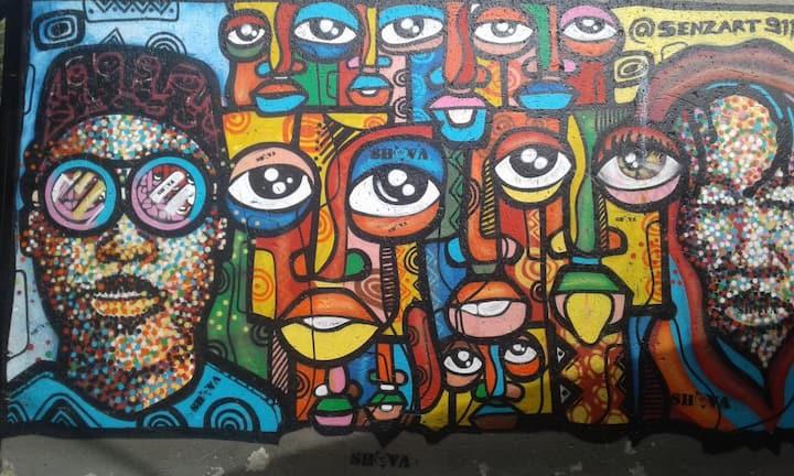 Soweto Street art