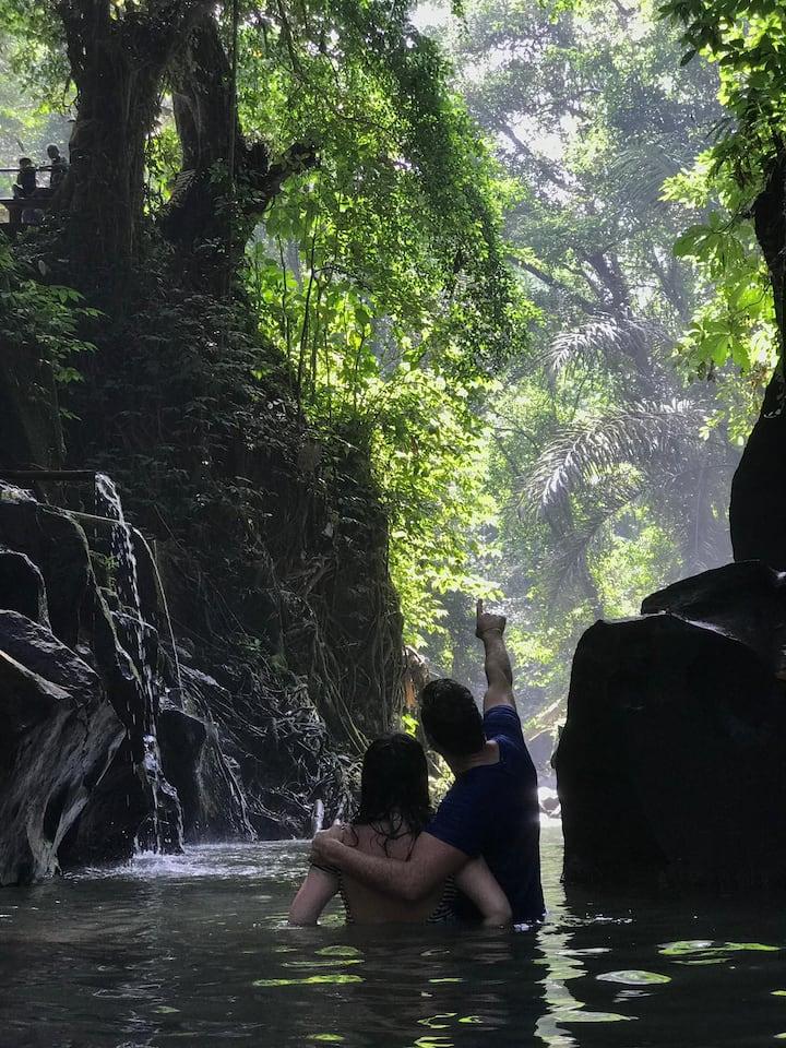 Kanto lampo canyon
