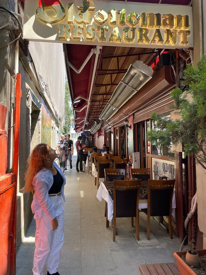 Old Ottoman Kitchen