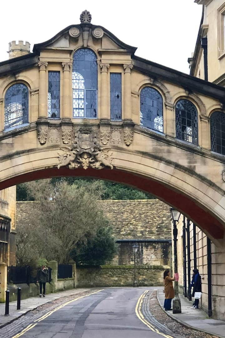 Is this truly the Bridge of Sighs?